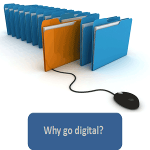 Why Go Digital
